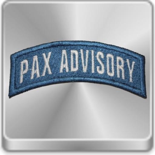 Pax Advisory - cover