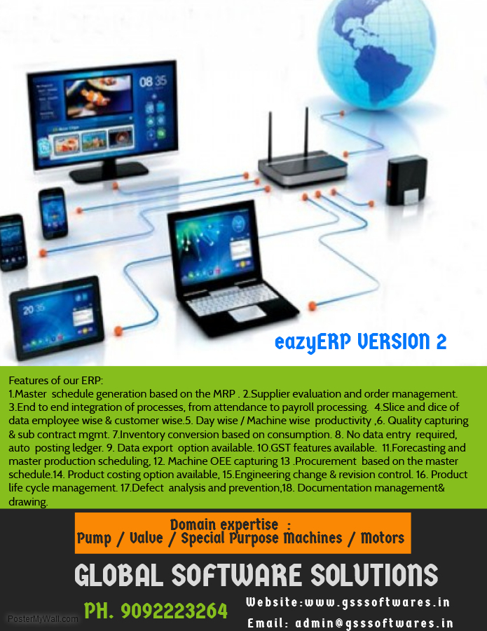 Global Software Solution - cover