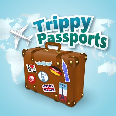 Avatar - Trippy Passports