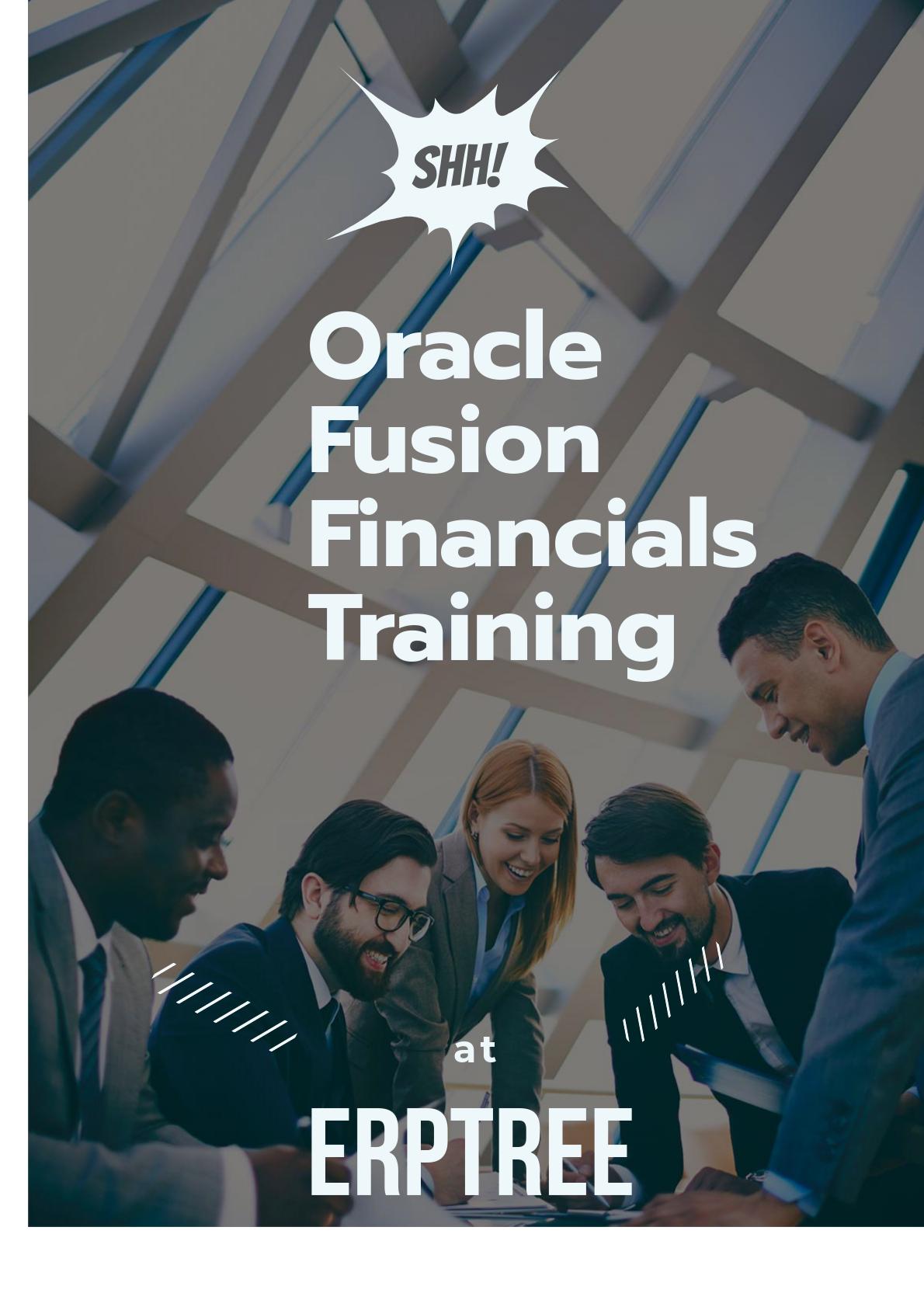 Avatar - Oracle Fusion Financials Training