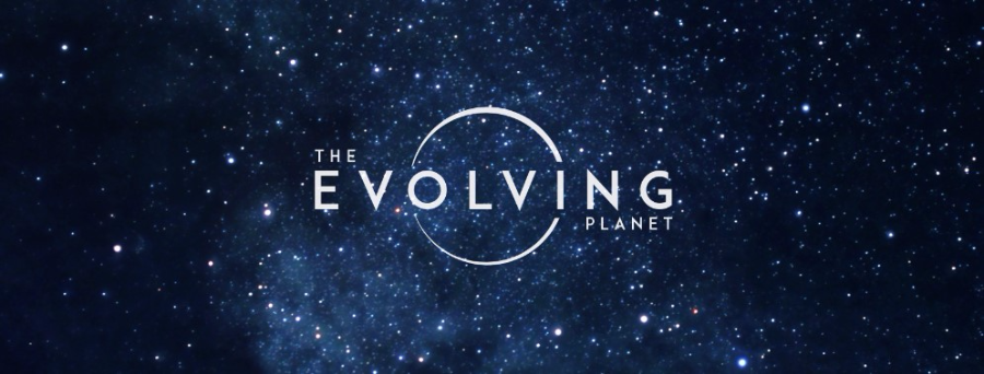 The Evolving Planet - cover