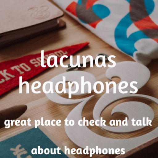 Lacuna Headphones - cover