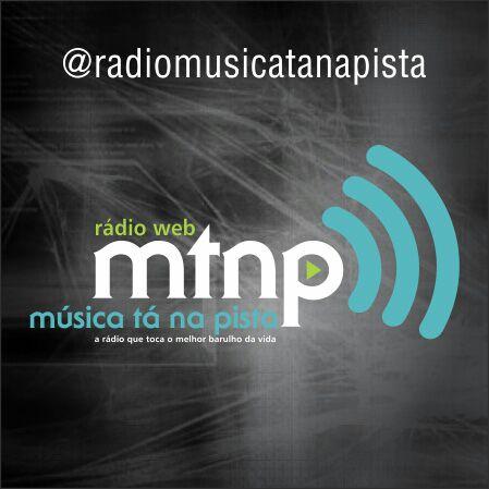 Música Tá na Pista - cover