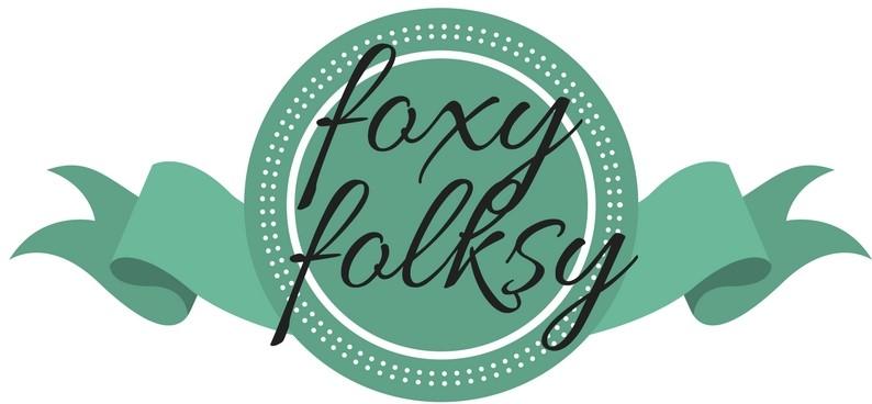 FOXY FOLKSY - cover