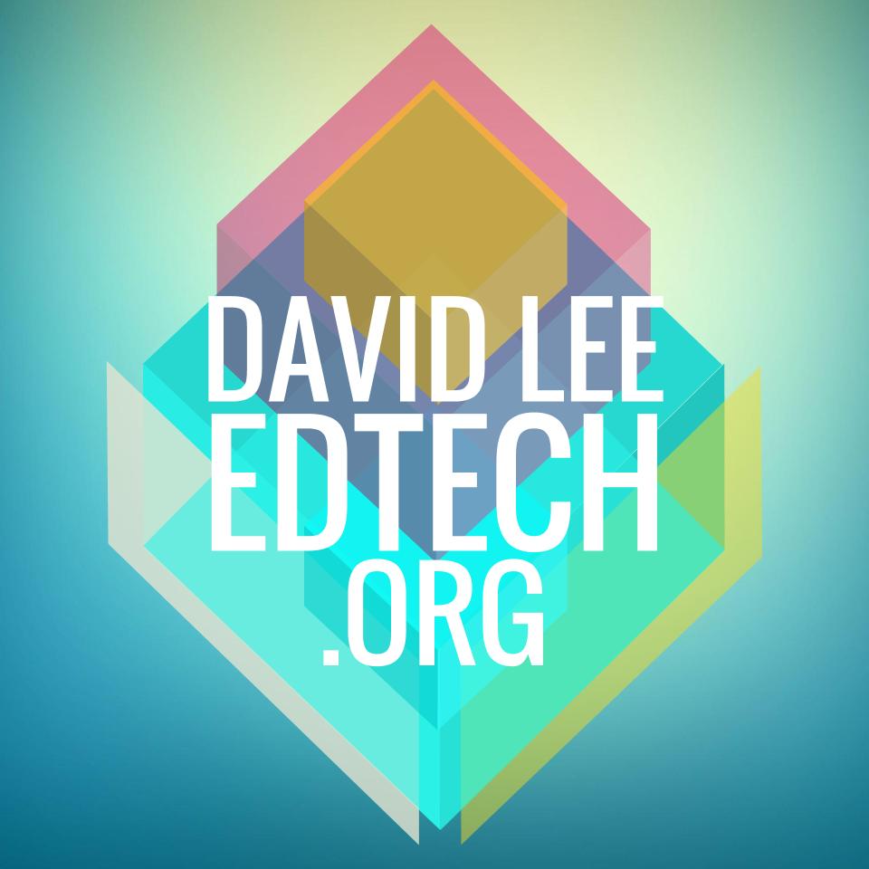 David Lee EdTech - cover