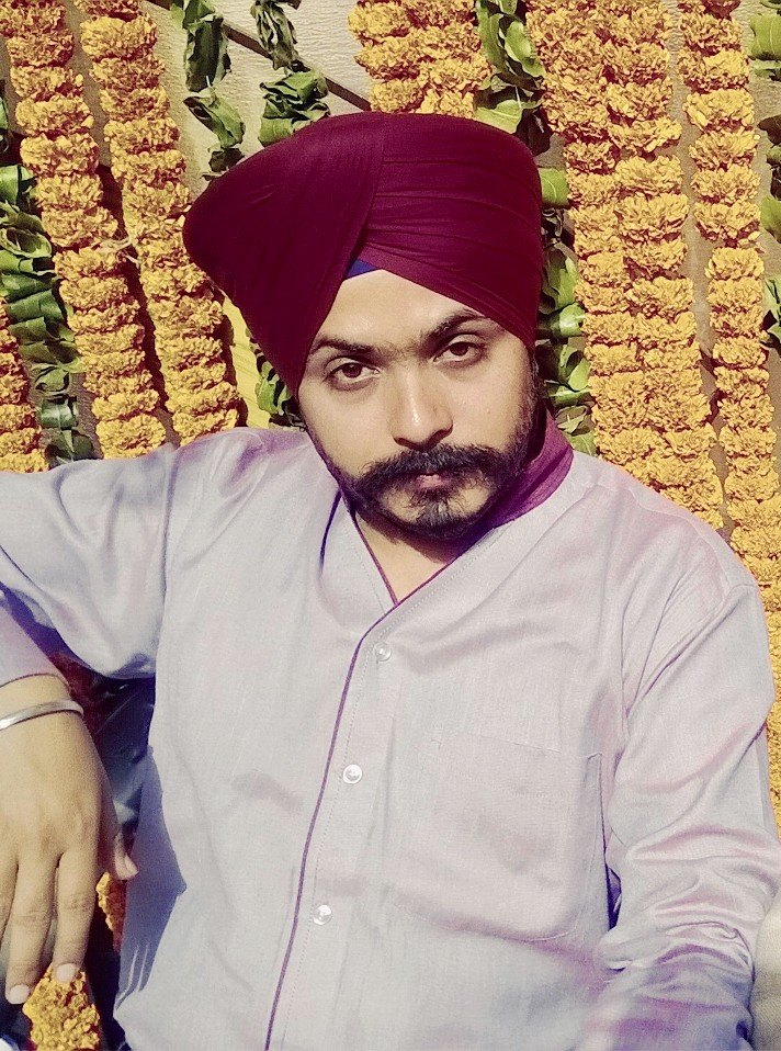 Amrinder Singh - обложка