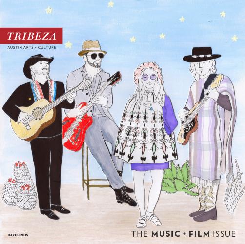 Avatar - TRIBEZA: Austin Arts + Culture