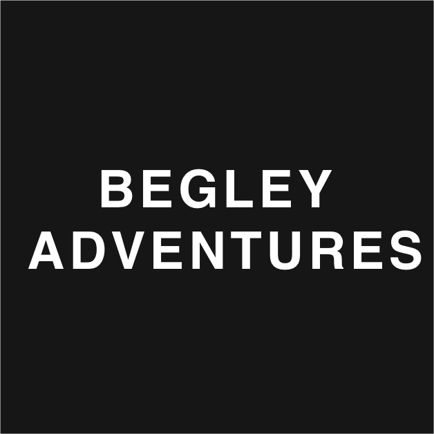 Begley Adventures - cover