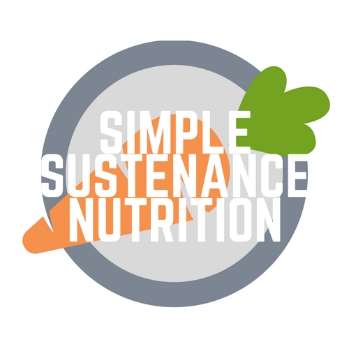 Simple Sustenance Nutrition - cover