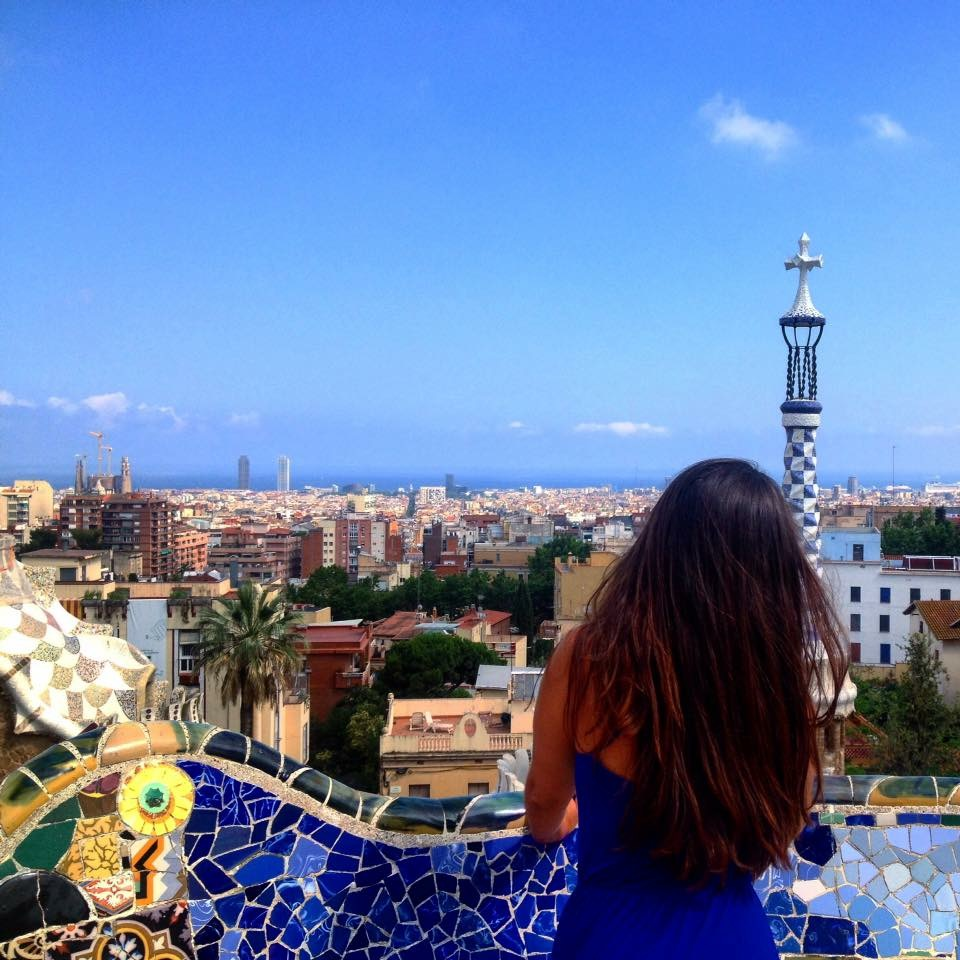 Adventures Abroad | Samantha - cover