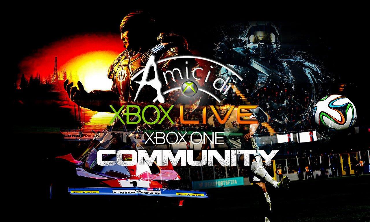 Avatar - Xbox One - Amici di Xbox Live Community