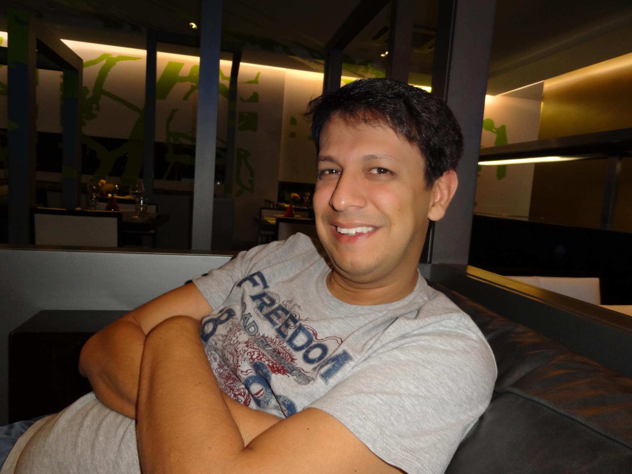 Avatar - Alexandre C. Pereira