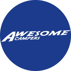 Awesome Campers - cover