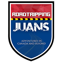 Roadtripping Juans - cover