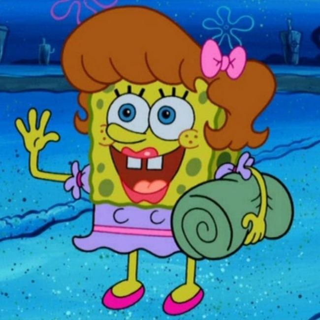 spongebob786 - обложка