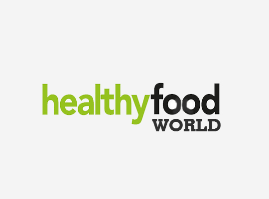 HealthyFoodWorld - cover