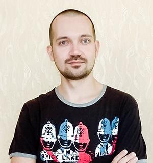 Avatar - Alex  Gogolev