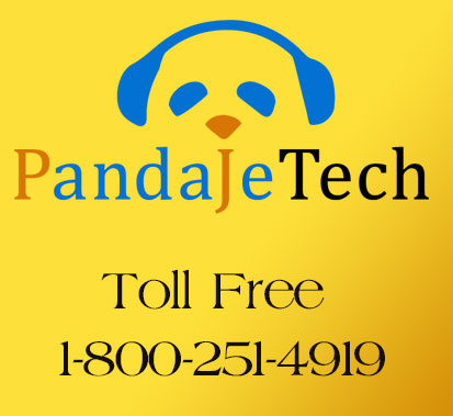 Pandaje Tech support - cover