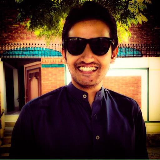 Raza Shahid - cover