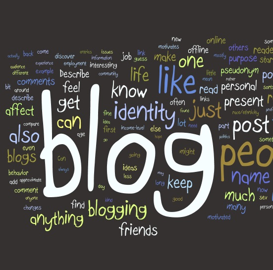Blogging Lessons - cover