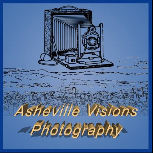 Asheville Visions Photography - cover