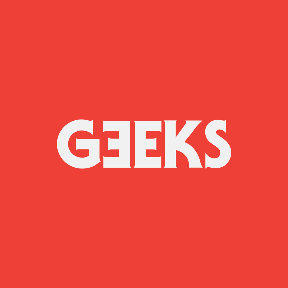 Geeks - cover