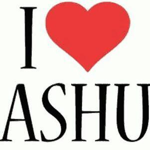 Ashu - cover