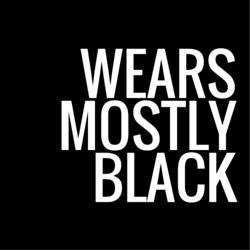 Avatar - Wears Mostly Black