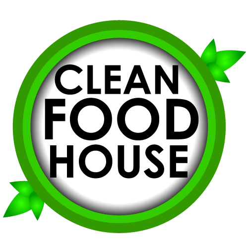Clean food house - cover