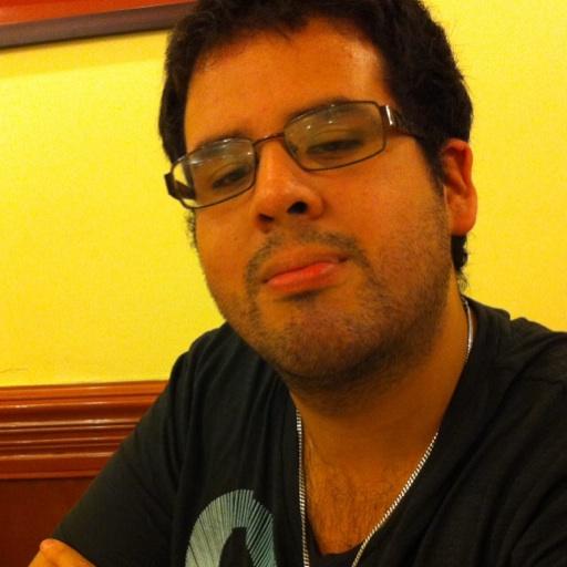 Avatar - Gustavo Vasquez García