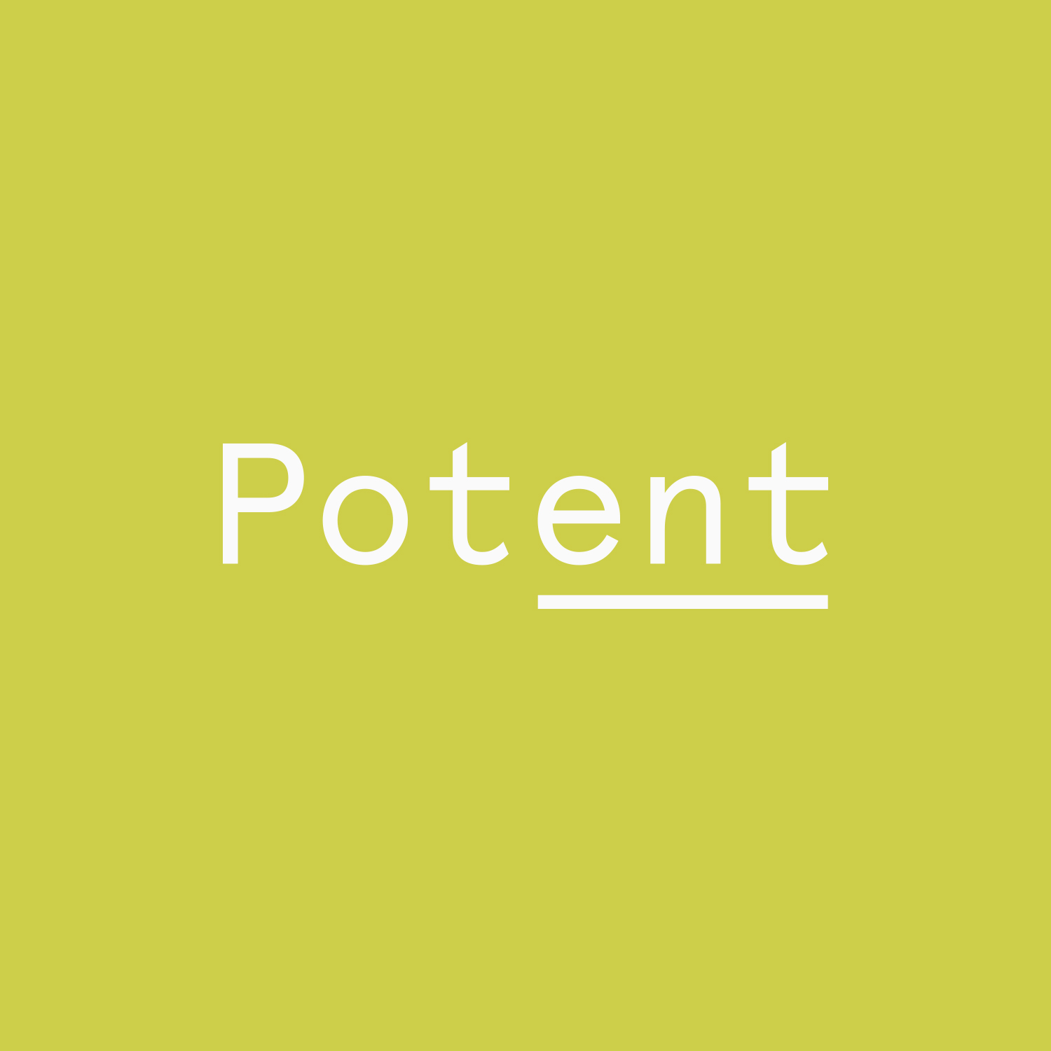 Potent - cover