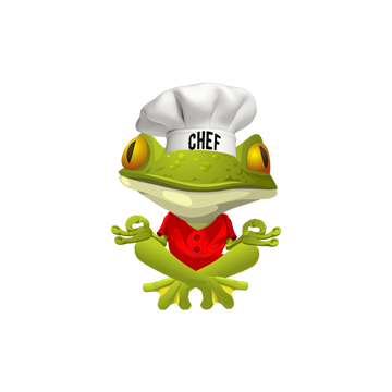 Cooking Frog - cover