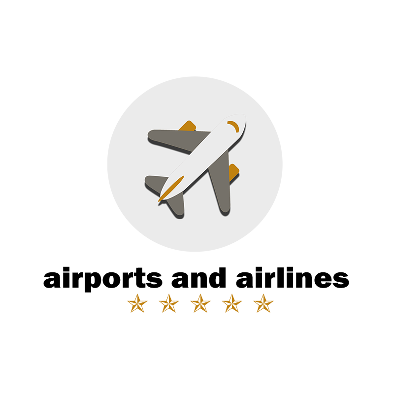Avatar - airports and airlines