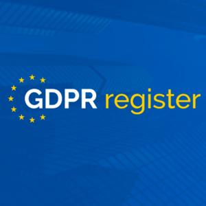 Avatar - GDPR Register