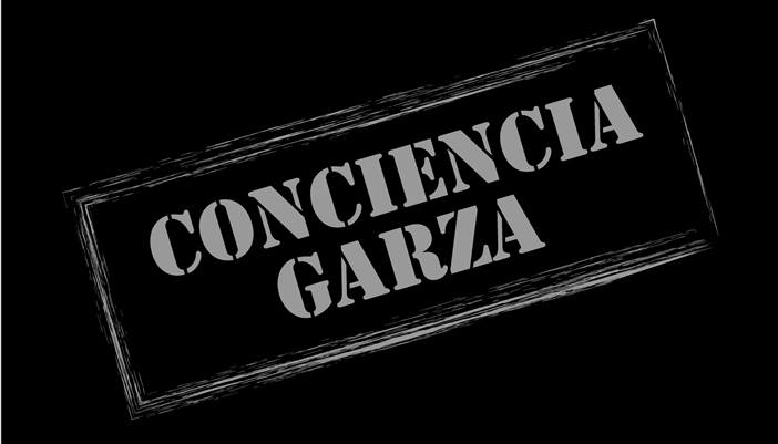 Conciencia Garza - cover