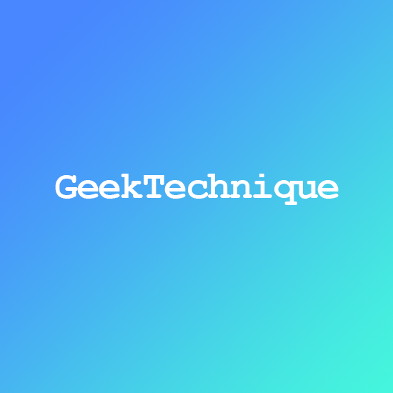 Avatar - Geek Technique