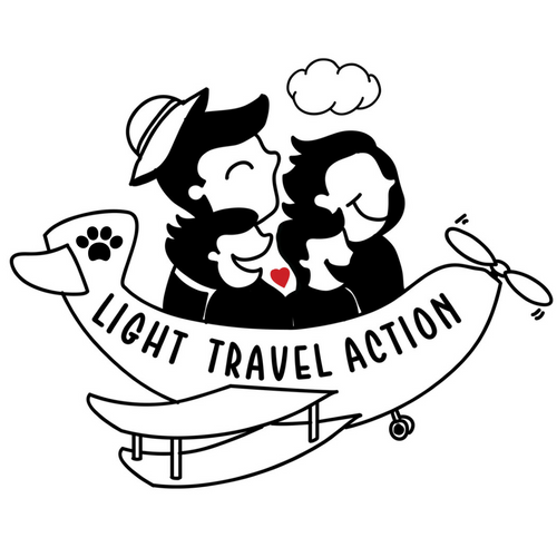 Light Travel Action - cover
