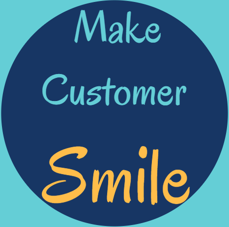 Make Customer Smile - cover