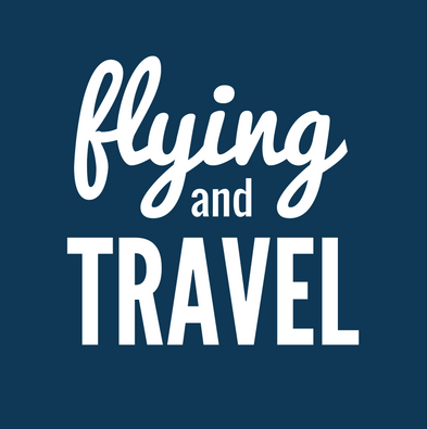 Flying and Travel - cover