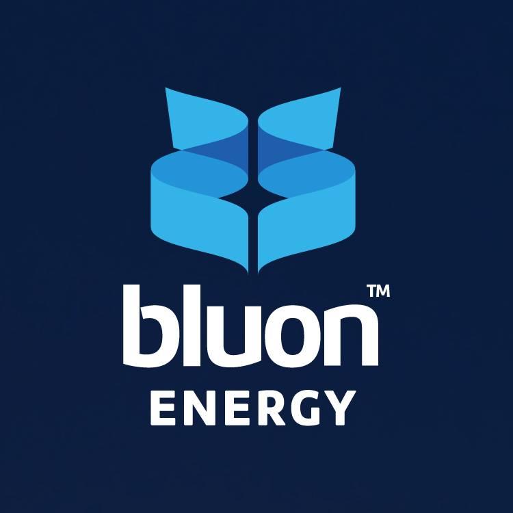 Bluon Energy - cover
