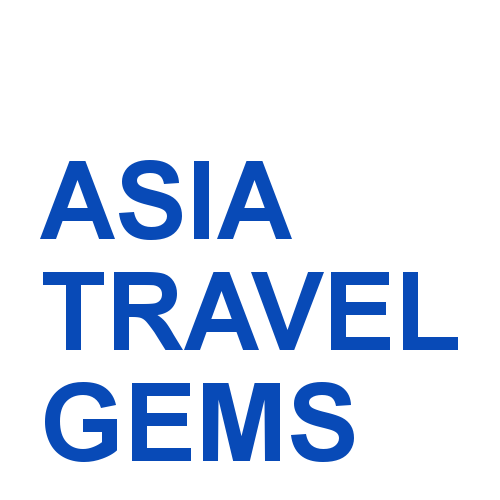 Asia Travel Gems - cover