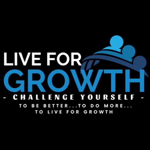 - Live For Growth - - cover