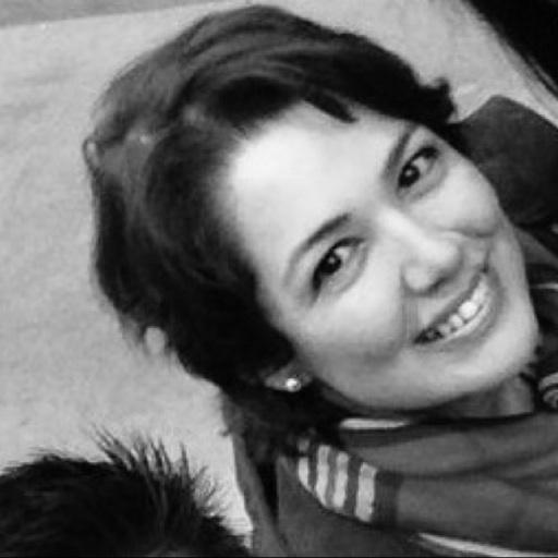 Karla Demirel Alarcon Arce - cover