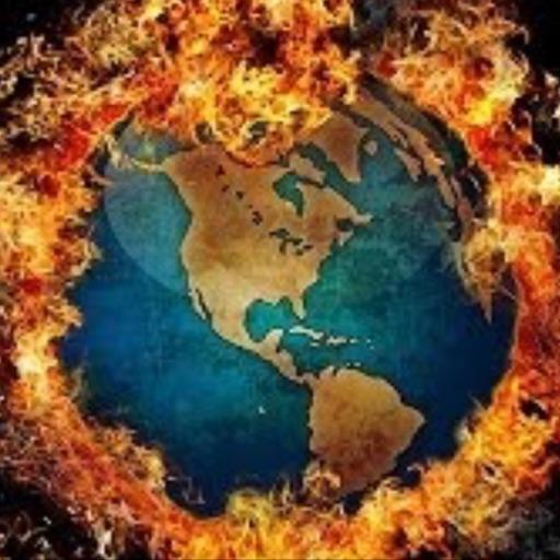 Worldonfire - cover