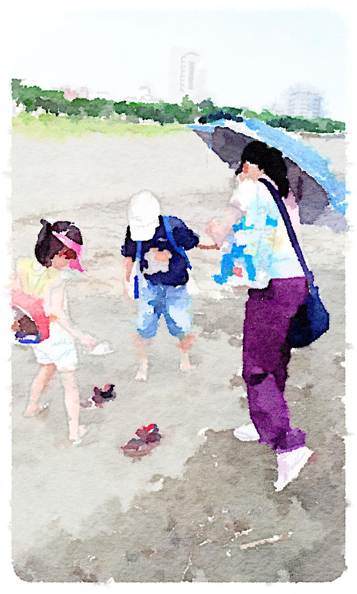 影像處理 - Magazine cover