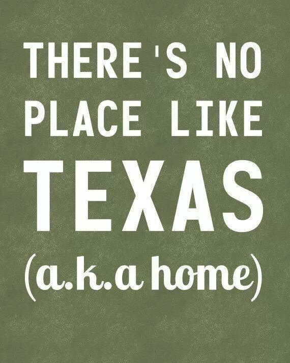 Texas - Magazine cover