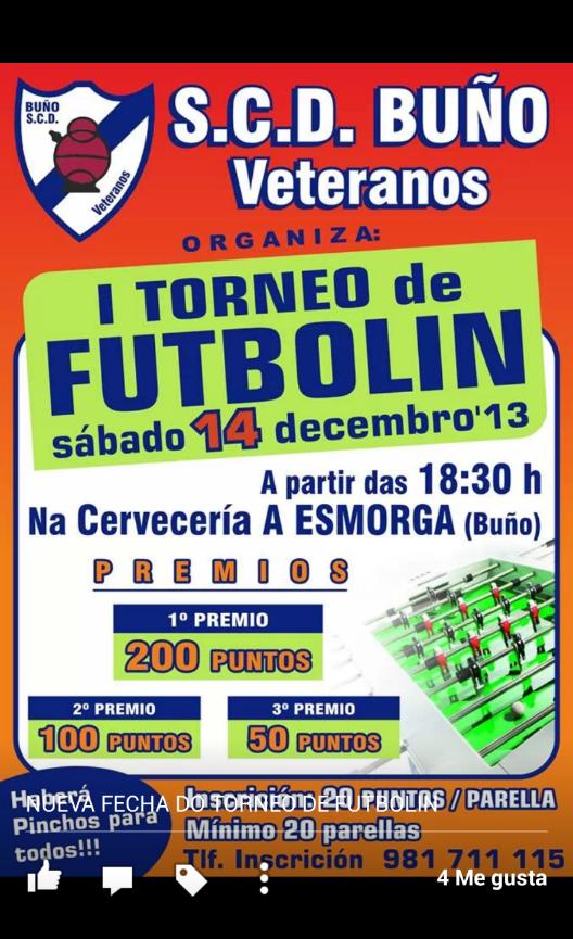 Futbolin - Magazine cover