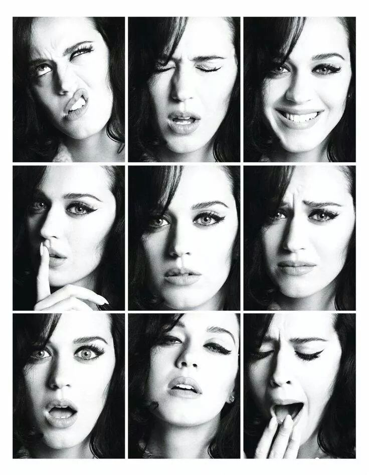 Katy Perry - Magazine cover