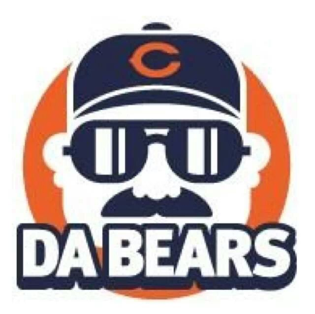 DA BEARS - Magazine cover