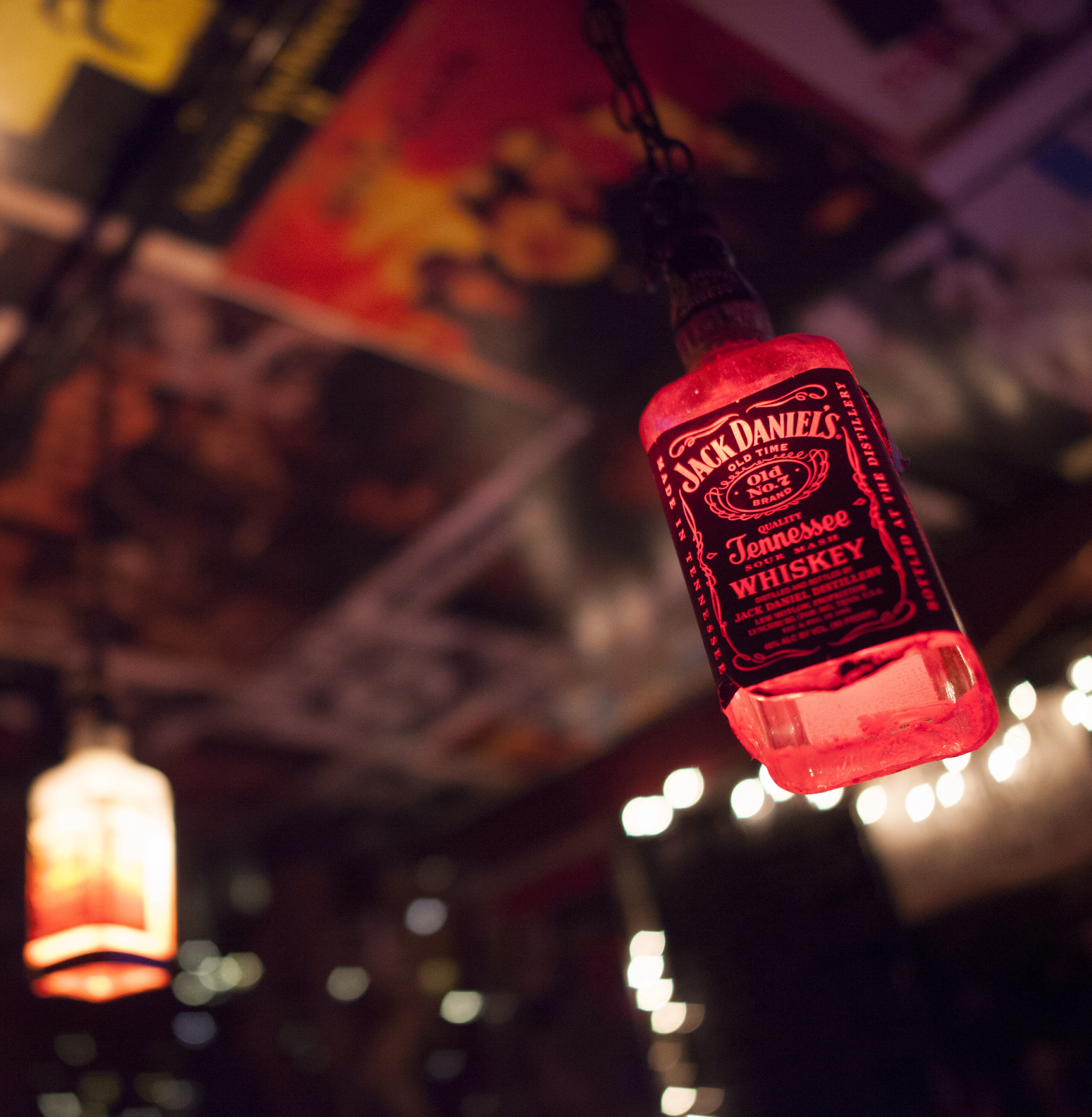 Jack Daniel's: The Few and Far Between - Cover